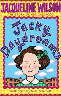 Cartoon cover of Jacky Daydream
