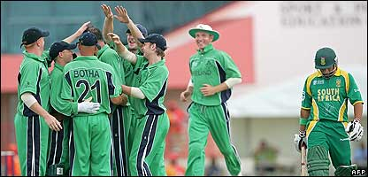 Ireland cricket team