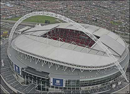 The stadium will have another safety test to on 24 March. If it passes both safety tests, the FA Cup will be held at Wembley on 19 May.