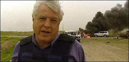 John Simpson reports from Iraq