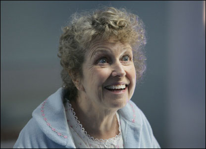 Florence Finnegan, played by Anne Reid