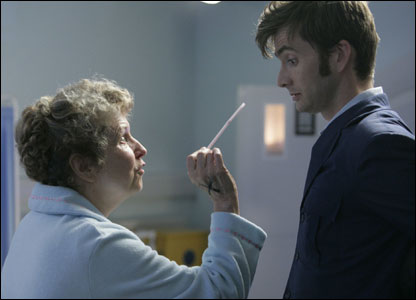 Florence Finnigan and the Doctor