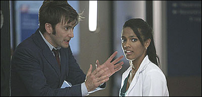The Doctor meets Martha