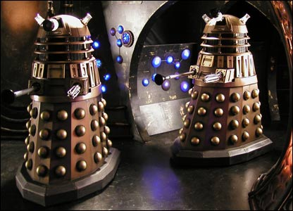 The Daleks have been the Doctor's enemy since 1963.