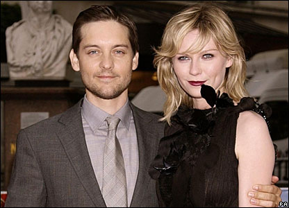 Maguire and Kirsten Dunst