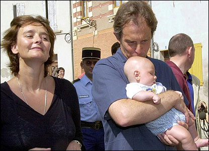 Leo Blair was the first child born to a serving Prime Minister for 152 years. He arrived in May 2000. Mr Blair and his wife Cherie have four kids.