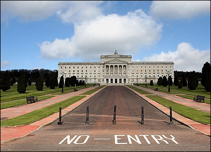 Since Mr Blair became Prime Minister, Scotland and Wales are governing themselves in some areas. And in Northern Ireland, politicians have agreed to start sharing power.