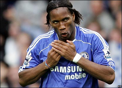 Didier Drogba Striker reliable