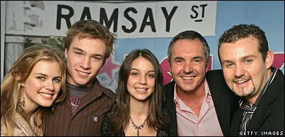 Some of the Neighbours cast