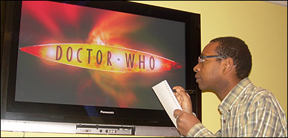Lizo reviewing the latest Doctor Who episode