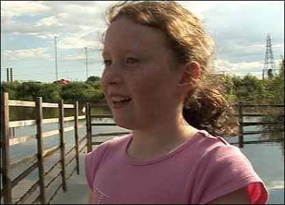 Parts of central and western England have been swamped by floods. Newsround met some of the kids affected. Ellen, nine, said she had never seen anything like it!