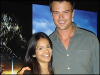 Sonali and Josh