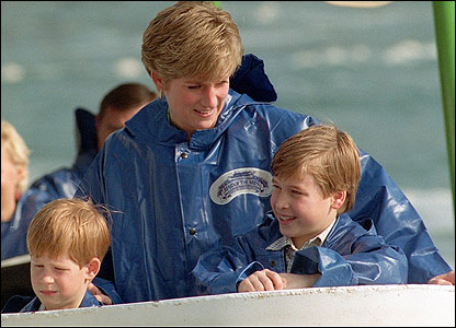 prince william sound earthquake prince william and harry at diana. prince william and harry diana