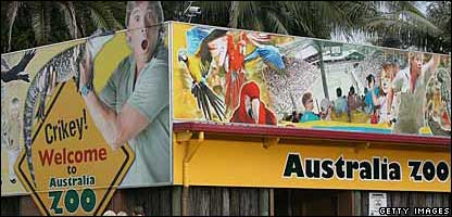 Australia Zoo in Queensland