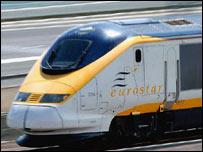 歐洲之星火車