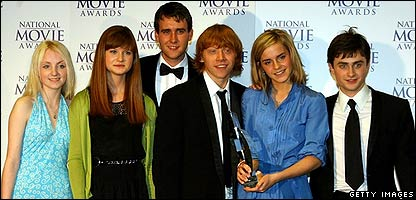 Cast of Harry Potter and the Order of the Phoenix