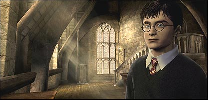 Harry Potter and the Order of the Phoenix video game