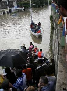 Floods in Tabasco, Mexico