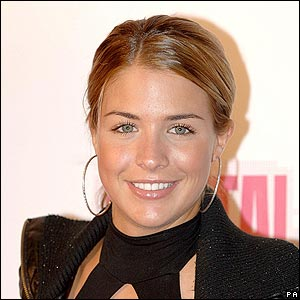 The line-up includes former Hollyoaks actress Gemma Atkinson. The 22-year-old used to date Man United footballer Cris
