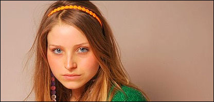 Jessie Cave (Copyright: Joanne McLintock)