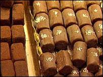 巧克力又有新用途