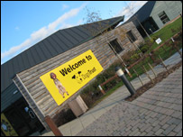 The Dog's Trust animal centre