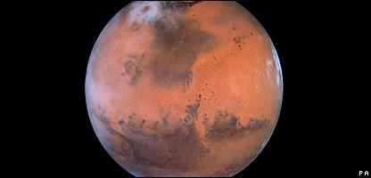 CBBC Newsround | Sci/Tech | Humans may land on Mars by 2031