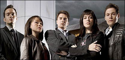 The Torchwood cast