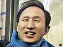人們普遍認為李明博擔任總統將促進韓國經濟