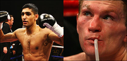 Khan won, but Hatton lost