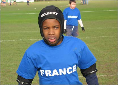 France player