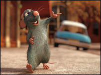 Remy from Ratatouille