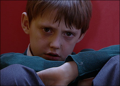 Darren can't get the problem out of his mind. He locks himself in the school toilet - to have a cry.