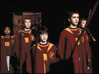 Still from Harry Potter and the Philosopher's Stone