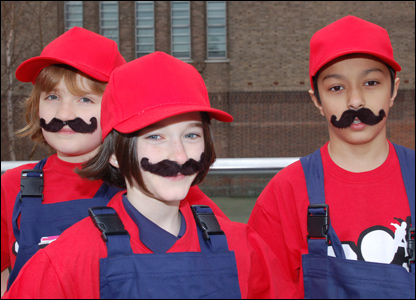 Three Marios