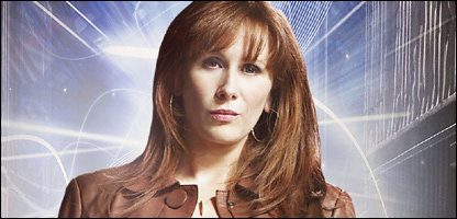 Donna Noble, played by Catherine Tate