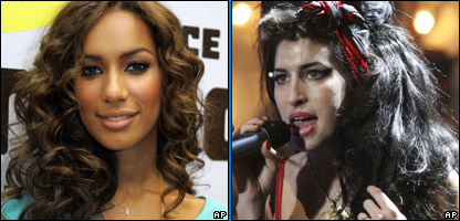 Leona Lewis, Amy Winehouse