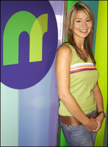 Newsround's Ellie