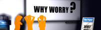 Why Worry? graphic