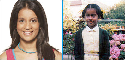 Sonali now and then