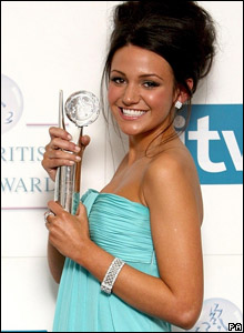 Michelle Keegan - Tina in Coronation Street