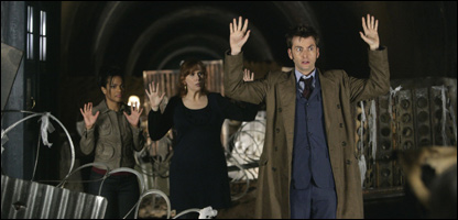 Martha, Donna and The Doctor