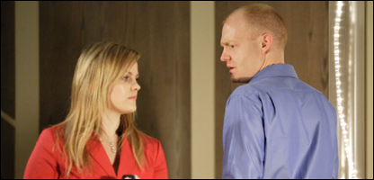 Tanya Branning (Jo Joyner) and Max Branning (Jake Wood)