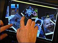 微軟新操作系統將用觸摸屏代替鼠標