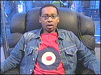 Lizo looks shocked
