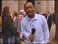 Lizo reporting from the Luna Lovergood auditions