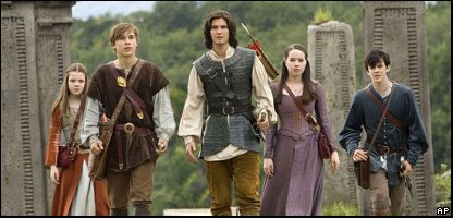 Scene from Prince Caspian