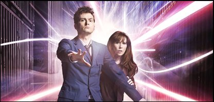 The Doctor and Donna Noble