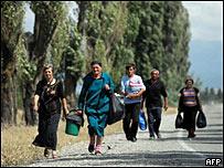 格魯吉亞難民