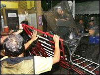 泰國防暴警察